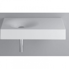Bette - BetteBowl Basin Wall-Hung with Tap Hole 125x500x800mm White