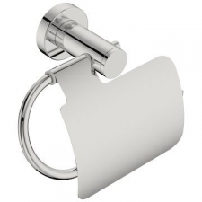 Bathroom Butler - 4600 Toilet Paper Holder Type II w/ Flap Polished Stainless Steel