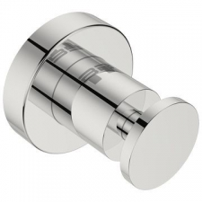 Bathroom Butler - 4600 Single Robe Hook Polished Stainless Steel