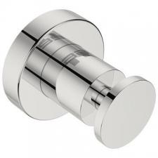 Bathroom Butler - 4600 Single Robe Hook Polished Stainless Steel
