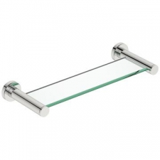 Bathroom Butler - 4600 Glass Shelf 330mm Polished Stainless Steel