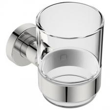 Bathroom Butler - 4600 Tumbler Holder w/ Tumbler Polished Stainless Steel