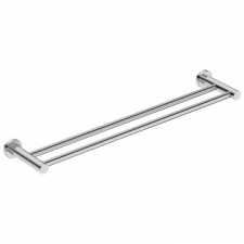 Bathroom Butler - 4600 Double Towel Rail 650mm Polished Stainless Steel