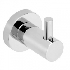 Bathroom Butler - 4800 Series Robe Hook Single Polished Stainless Steel