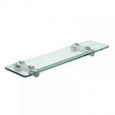 Bathroom Butler - 4800 Series Glass Shelf 500mm Polished Stainless Steel