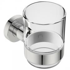 Bathroom Butler - 8200 Tumbler Holder w/ Tumbler Polished Stainless Steel