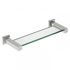 Bathroom Butler - 8500 330mm Glass Shelf Polished Stainless Steel