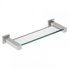Bathroom Butler - 8500 330mm Glass Shelf Polished Stainless Steel