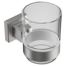 Bathroom Butler - 8500 Tumbler Holder w/ Tumbler Brushed Stainless Steel