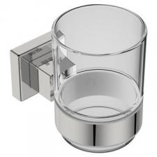 Bathroom Butler - 8500 Tumbler Holder w/ Tumbler Polished Stainless Steel