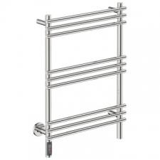 Bathroom Butler - Loft Straight Heated Towel Rail 9 Bar TDC Polished Stainless Steel