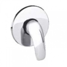 Comap - Omega Bath / Shower Mixer Single Lever Concealed Chrome
