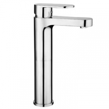 Comap - Kappa Basin Mixer Raised Pillar-Mounted Chrome