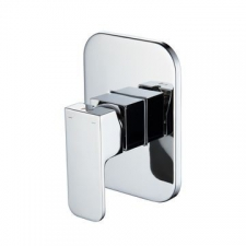 Comap - Delta Shower Mixer Single Lever Chrome