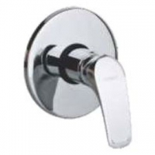 Comap - Gamma Bath/Shower Mixer Single Lever Concealed Chrome