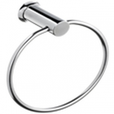 Pearl Towel Ring Polished Stainless Steel