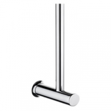 Pearl Spare Toilet Roll Holder Polished Stainless Steel
