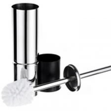 Pearl Toilet Brush Polished Stainless Steel