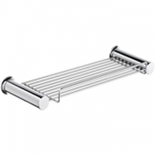 Pearl Shower Rack Polished Stainless Steel