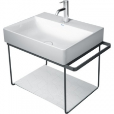 Duravit - DuraSquare Metal Console Wall Mounted Chrome