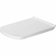 Duravit - Durastyle Toilet Seat & Cover Lateral Hinge Shaft White Alpin