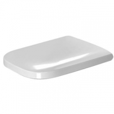 Duravit - Happy D2 Toilet Seat & Cover Softclose White