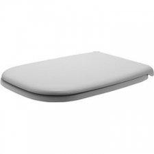 Duravit - D-Code Toilet Seat & Cover Standard White Alpin
