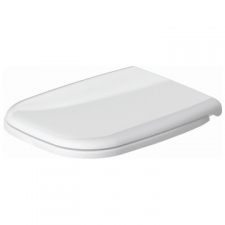 Duravit - D-Code Toilet Seat & Cover Softclose White Alpin
