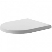 Duravit - Starck 3 Toilet Seat & Cover Softclose White