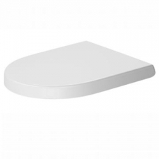 Duravit - Darling New Toilet Seat & Cover Standard White