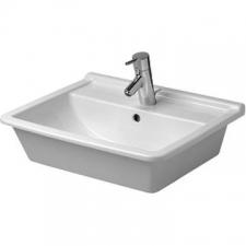 Duravit - Starck 3 Drop-In 560 x 465mm Basin White