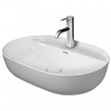 Duravit - Luv Countertop Basin 600mmx400mm White Alpin
