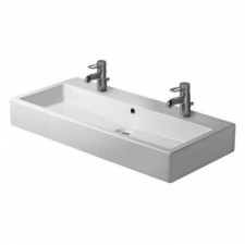 Duravit - Vero Washbasin With 2 Tap Hole Grounded 1000 x 470mm White