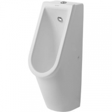 Duravit - Starck 3 Concealed Inlet Urinal With Nozzle 245 x 300mm White