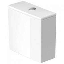 Duravit - Durastyle Close Couple Cistern White