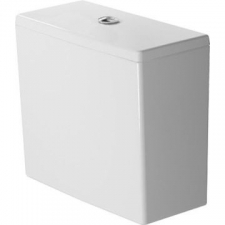 Duravit - Me By Starck Close-Coupled Cistern White Alpin