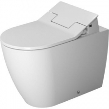 Duravit - ME by Starck Toilet Back-To-Wall 370x600m White