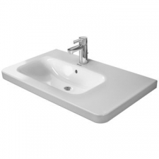 Duravit - Durastyle Asymmetrical Furniture Basin Bowl On Left 800x480mm White