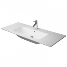 Duravit - Furniture Washbasin with Overflow & One Tap Hole 1230mm x 490mm White
