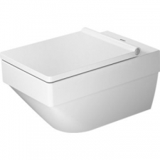 Duravit - Vero Air Wall-Hung Rimless Pan Durafix White Alpin