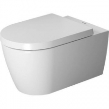 Duravit - Me By Starck Rimless Wall Mount Pan Durafix 570x370mm White