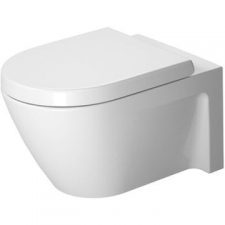 Duravit - Starck 2 Toilet Wall-Hung Pan Durafix 370x540mm White