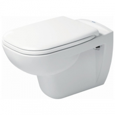 Duravit - D-Code Wall-Mounted Pan 355x545mm White