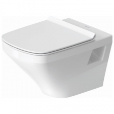 Duravit - Durastyle Rimless Wall-Mounted Pan 370x540mm White