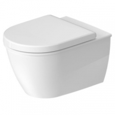 Duravit - Darling New Wall-Hung Toilet Rimless With HygieneGlaze 365x540mm White