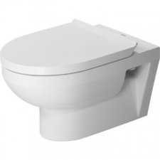 Duravit - Durastyle Basic Rimless Wall-Mounted Pan 365x540mm White