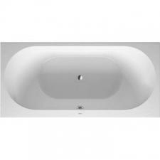 Duravit - Darling New Built-In Bath 1900x900mm White Alpin