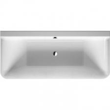 Duravit - P3 Comfort Bath Built-In 1800x800mm White Alpin