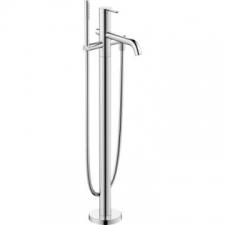 Duravit - Kurt Merki Jr Freestanding Bath Mixer Chrome