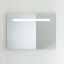 Duravit - Ketho Mirror With LED Lighting 1000x750mm Clear